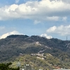 金鳥山へ桜花見  山歩き