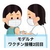 モデルナ/武田製薬の新型コロナウイルスワクチン2回目の副反(高熱・頭痛・関節痛)