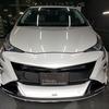 自動車ボディコーティング#127 トヨタ/ プリウス50 ボディ磨き+フッ素樹脂結合系簡易コーティング【F/FLAM】