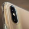 iPhone Xs Maxにケースとガラスフィルムを装着してみて感じたこと。