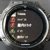 「ショートレビュー」ガーミンフェニックス5サファイア Garmin Fenix5 Sapphire「Gセンサー(加速度計)の精度を検証」