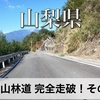 【動画】山梨県 三石山林道 完全走破!その2