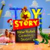 ディズニー、ホテルを新設へ トイ・ストーリーがテーマ