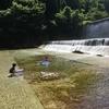 格安で幼児でも楽しく水遊び!魚津市片貝山ノ守キャンプ場(富山県)