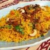 【インド料理レシピ】トマト・プラオ ~ インド式炊き込みごはん