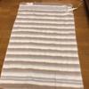 アマゾンベストセラー1位なかぎし【水洗いOK】 敷き毛布 140×80cm 消費電力150Wはアンカーパワーハウスで4時間以上動きました