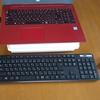 【ノートパソコンでのテープ起こし】サクサク軽い打ち心地 キー入力がはかどるキーボードを買いました。
