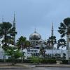 クアンタン〜クアラトレンガヌ〜コタバル 銀色のモスクと古き良きマレーシアの残る街物語