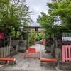 京都嵐山の開運神社 車折神社 芸能神社