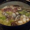 幸運な病のレシピ( 1936 )夜:鶏唐揚、牡蠣鍋