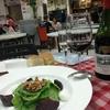 香港でイタリア料理:皇后街市1F、ABC。普段は予約必須のお店でまったりのんびり。