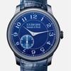【時計】気になる時計 F.P.JOURNE フランソワ・ポール・ジュルヌ クロノメーターブルー