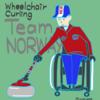 Sketch pad: Uniform (Wheelchair curling)2