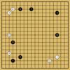 銀星囲碁と三回目の勝負!