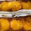 """【ベターホーム】""""やさしい焼き菓子""""〝オレンジケーキ〟復習した。(2回目)"""