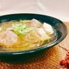 ホットクックレシピ♪春雨スープ