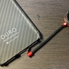 ストラップ交換で再認識した「Deff Ultra Slim & Light Case DURO」 for iPhone SEの完璧