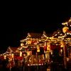 小松市の「お旅まつり」は夜がキレイ