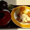 🚩外食日記(186)    宮崎ランチ       🆕「ざびえる」より、【チキン南蛮定食】‼️