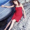 矢田亜希子 - 個性的な可愛らしい足指
