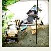初のソロキャンでゆるキャン@道志の森キャンプ場