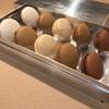 『ル ショコラ ドゥ アッシュ』もらって嬉しいチョコレート専門店のマカロン。