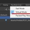 【Unity】Addressableのローカルサーバーを使って、AssetBundleをダウンロードする動作を確認する