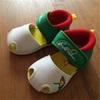 歩き始めの靴選び