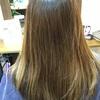 新潟 美容師 三林 髪質改善 痛みを感じさせない ピンクアッシュ ツヤ感はんぱねえ