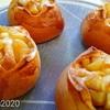 おうちにいよう~ぼけたリンゴを使って自家製パン作り~