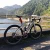 ロードバイク - ソロ練100km