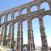 【スペイン】ローマ時代の見事な水道橋の街 セゴビア