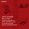 ピリオド楽器による演奏! 名手アリアドネ・ダスカラキスが シューベルトのヴァイオリンのための作品を豪華布陣で録音開始!BIS RECORDS SACD HYBRID