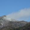 比叡山、冬化粧。