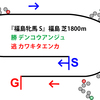 【福島牝馬S・2019年】必死に抑え込んで苦手な超スローを作り出したカワキタエンカ|逃げ馬レース結果