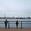 多摩川の先っぽ