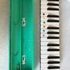鍵盤ハーモニカの掃除