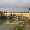 【冬のイタリア旅行記12】世界遺産フィレンツェの冬の町並み