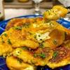 【レシピ】じゃがいもとにんじんのカレーチーズおやき