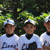 第93回中城ブロック学童軟式野球大会(開会式・一回戦)