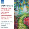 「サン=サーンス:チェロと管弦楽のための作品集 」 ガブリエル・シュヴァーベ