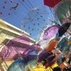 秋っていったら商店街秋祭り。今年も仮装スタンプラリーに参加した。