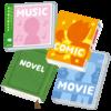 本の著作権をもっと大事にしよう!音楽はあらゆる所から著作権使用料金を取ってますよ