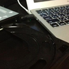 MacBook Airで光学ドライブを使うためにUSB-SATA変換アダプタを導入