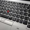 ThinkPad X1 Carbonシルバー様がご到着されました!