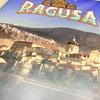 【ボードゲーム 】ラグーザ(Ragusa):アドリア海の海の真珠を目指すのだっ!街の発展に貢献したくなるラグーザ、開けちゃいます。