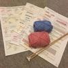 フェリシモのキットを買ってみた〜棒針編み編〜