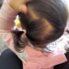 姉妹の髪型