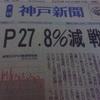 4~6月期GDP、年27.8%減=コロナ直撃で戦後最悪―沈み行く日本丸★米中戦争?★