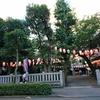 御園神社お祭りで回復
